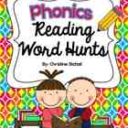 Reading A to Z Phonics Reading Word Hunts