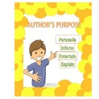 Reading: AUTHOR&#039;S PURPOSE