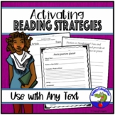 Reading - Activating Thinking Strategies for Reading