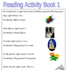 Reading Activity Book 1