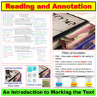 Reading Annotation : Active Reading