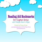 Reading Bookmark Aid for Chapter &amp; Textbooks