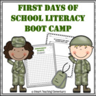 Reading Boot Camp Pack