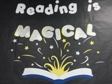 Reading is Magical Bulletin Board