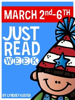 Reading Can Take You Anywhere! {Celebrating Books Week}