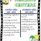 Reading Centers Expectations