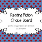 Reading Choice Board - Fiction