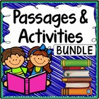 Reading Comprehension 1st Grade (Bundle)