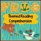 Reading Comprehension 3rd Grade (Frogs)
