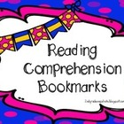 Reading Comprehension Bookmark Helper