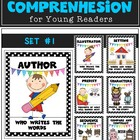 Reading Comprehension Classroom POSTERS {Set #1} : Visuals