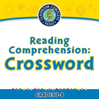 Reading Comprehension: Crossword - MAC Gr. 3-8