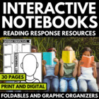 Reading Comprehension: Middle School Foldables, Activities