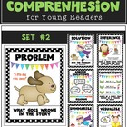 Reading Comprehension Classroom POSTERS {Set #2} : Visuals