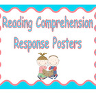 Reading Comprehension Response Posters