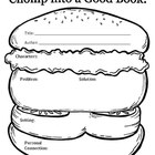 Reading Comprehension Sandwich Worksheet