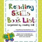 Reading Comprehension Skills Book List (by skill)