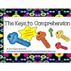 Reading Comprehension Strategy Keys