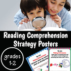 Reading Comprehension Strategy Posters with Common Core Standards