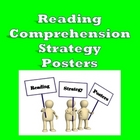 Reading Comprehension Strategy Posters