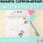 Reading Comprehension Worksheet Packet