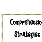Reading Comprehension cards for Focus Walls {freebie}