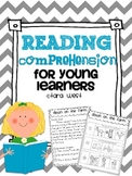 Reading Comprehension for Young Learners {pack of 5 stories}