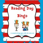 Reading Day Bingo!