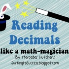Reading Decimals Powerpoint Common Core Resource