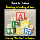 "Reading Decoding Game - Cracking ""The Code"" to Reading"
