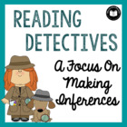 Reading Detectives: A Focus on Making Inferences (Reading Hats)