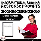 Reading Exit Slips - Informational Reading (Grades 3-6)