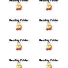 Reading Folder Labels