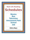 Reading For Life:  Schedules