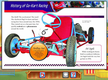 Reading - Go Kart Racing