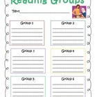 Reading Group Organizer