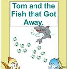 Reading Groups Book - Tom and the Fish that Got Away