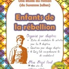 Reading Guide / Novel Study - Enfants de la Rébellion by S