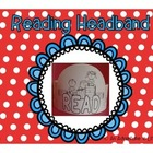 Reading Headband- Read Across America