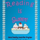 Reading Is Sweet: Reading Reward Program