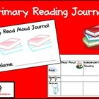 Reading Journal for Primary - A Simple Way to Teach Readin