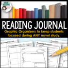 Reading Journal for Silent Reading
