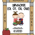 Reading Kids Diphthongs oi, oy, ow, ou Word Sort