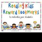Reading Kids Reward Bookmarks