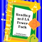 Reading LA Menu Pack