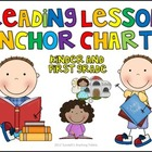 Reading Lesson Anchor Charts