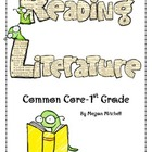 Reading: Literature Common Core First Grade