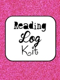 Reading Log Kit