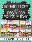 Reading Log and Response Bundle for the Whole Year
