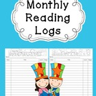 Reading Logs~ Monthly Themes